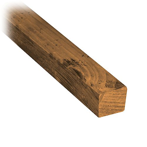 2 x 2 x 8' Pressure Treated Wood (Above Ground Use Only)