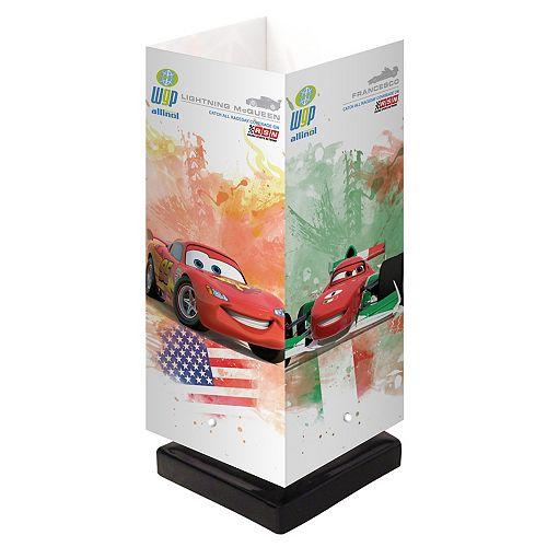 Lampe de table Dsney/Pixar Cars en polyproplene.