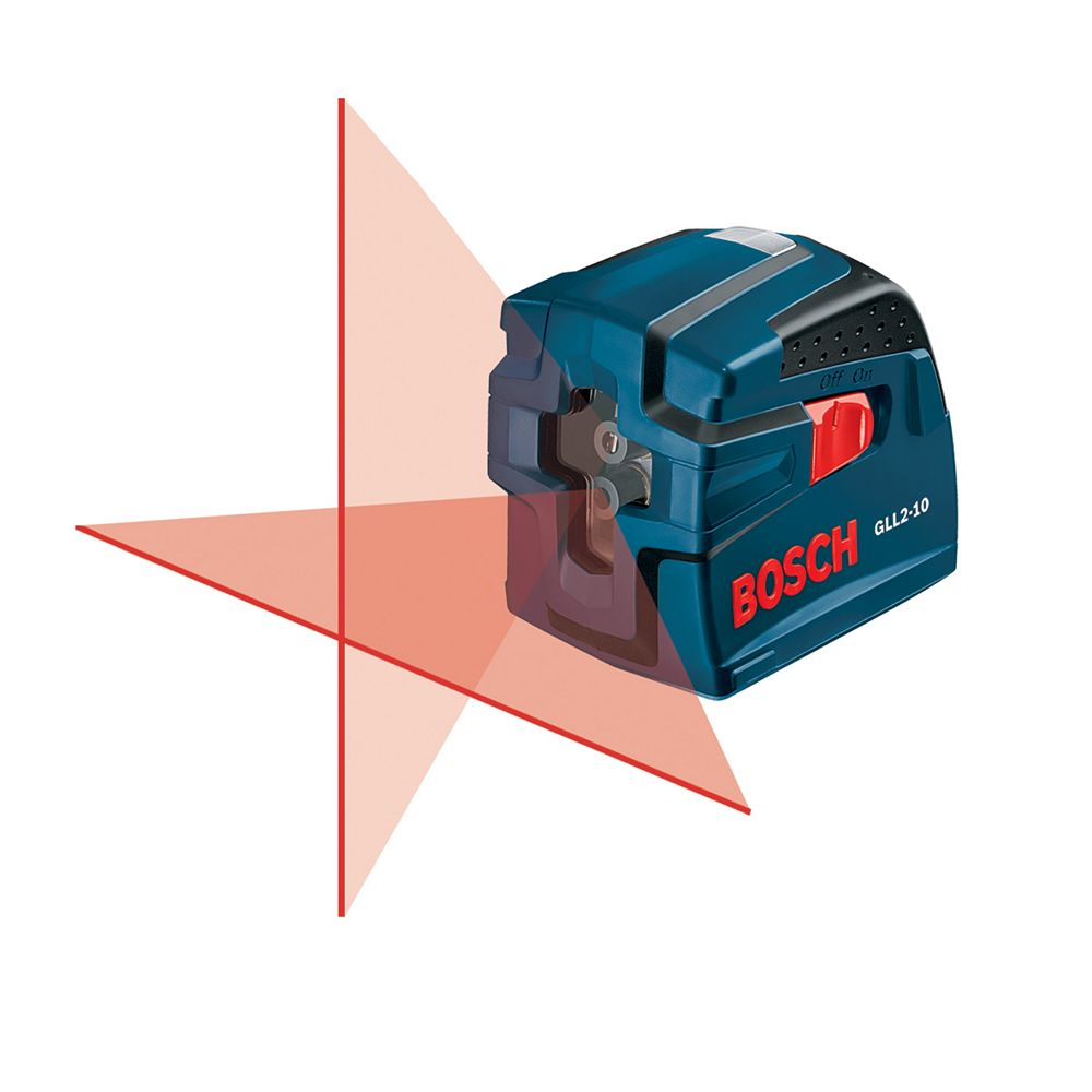 Bosch Bosch Self-Leveling Cross-Line Laser