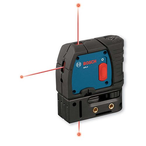 Bosch 3-Point Self-Leveling Laser Level