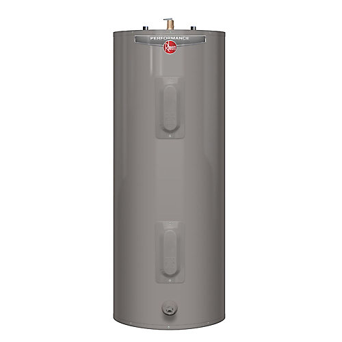 Performance 60 Gal Electric Water Heater with 6 Year Warranty