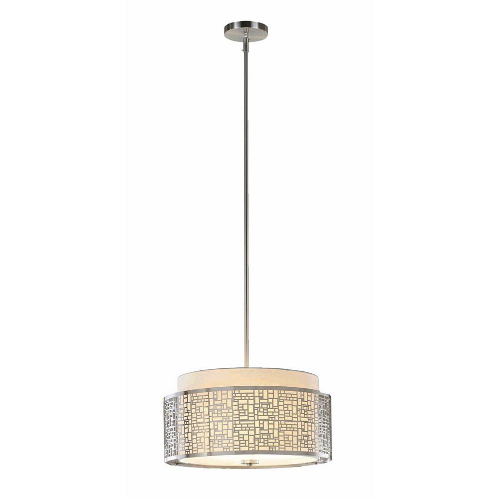Home Decorators Collection Selina 3 Light 18 Inch Pendant