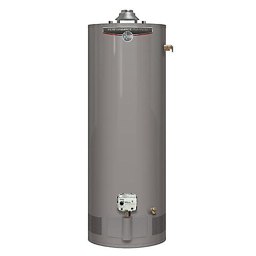 Chauffe-eau au gaz 60 Gal Platinum Performance avec 12 ans de garantie