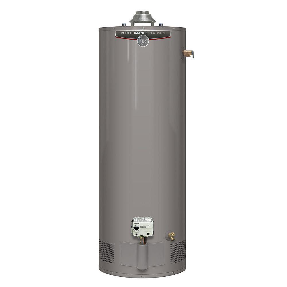 Rheem Performance Platinum 60 Gal Gas Water Heater with 12 Year Warranty