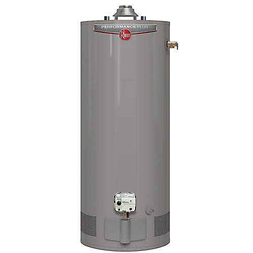 Performance Plus 40 Gal Gas Water Heater with 9 Year Warranty