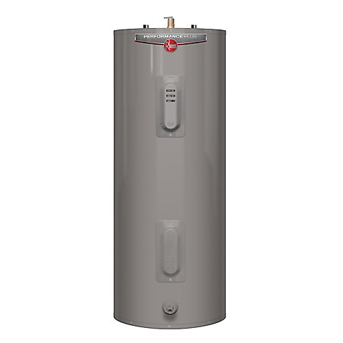 Performance Plus 39 Imperial Gal Electric Water Heater with 9 Year Warranty