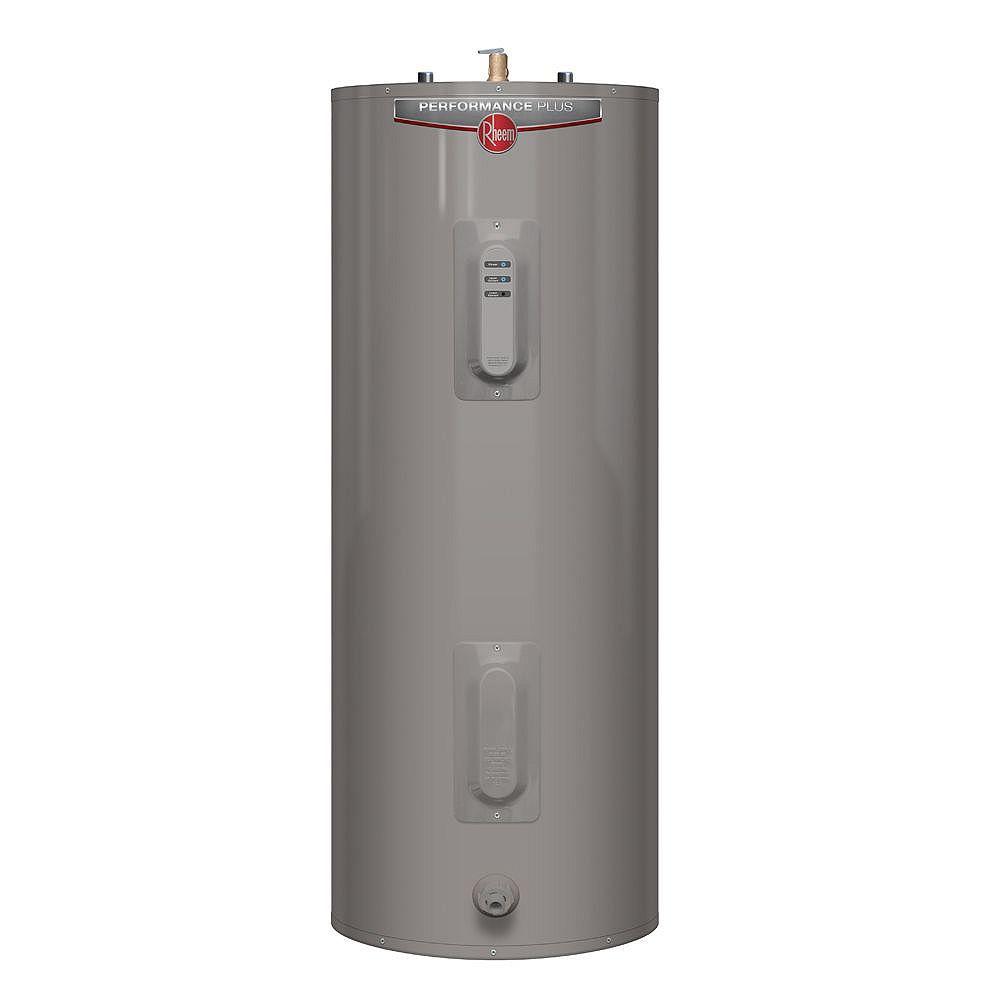 Rheem Chauffe-eau électrique 39 IG Performance Plus, garantie 9 ans