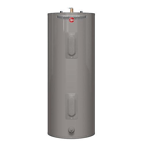 Chauffe-eau électrique Performance 40 Gal avec 6 ans de garantie