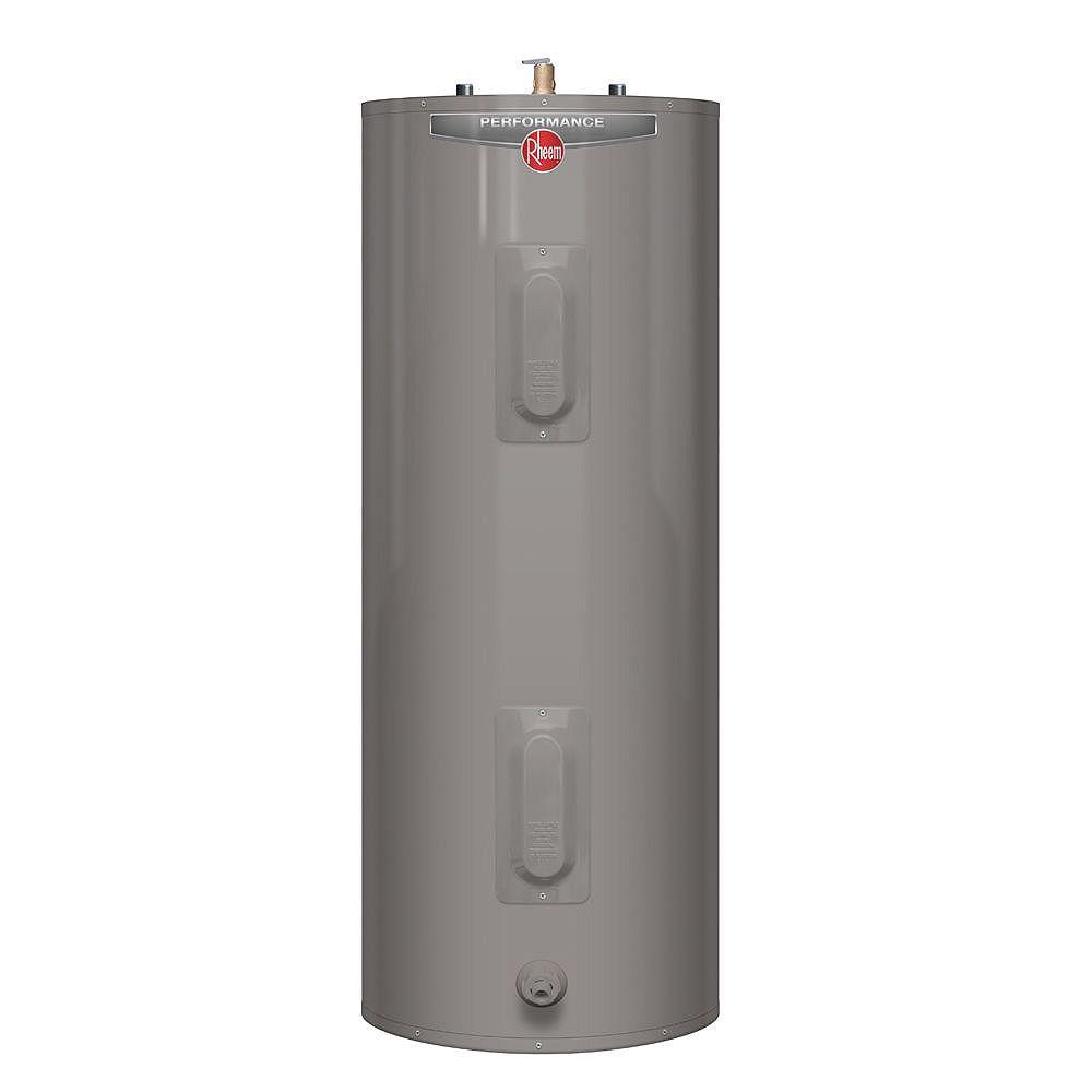 Rheem Rheem Performance 39 Gal Electric Water Heater with 6 Year Warranty