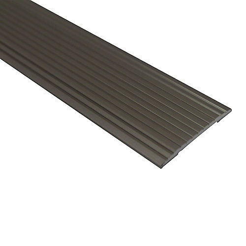 Couvre-joint Cinch 36 po nickel satiné