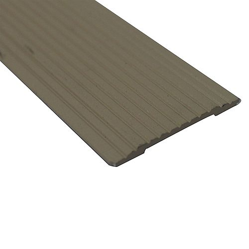 Cinch Seam Cover - 1 inch X 36 inch - Beige