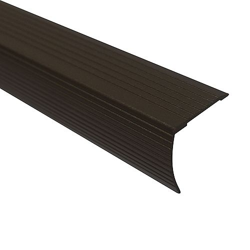 Cinch Stair Edging 1-1/8 inch Drop X 36 inch - Spice