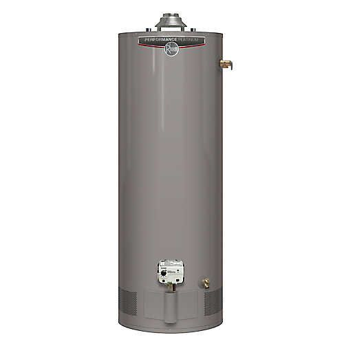 Performance Platinum 60 Gal 12 Year Natural Gas Water Heater