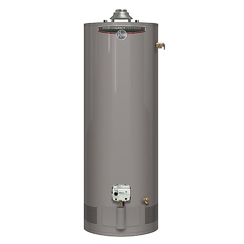 Rheem Performance Platinum 60 Gal 12 Year Natural Gas Water Heater