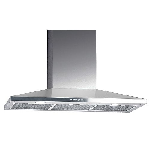 30-inch Professional Wall-Mount Range Hood in Stainless Steel