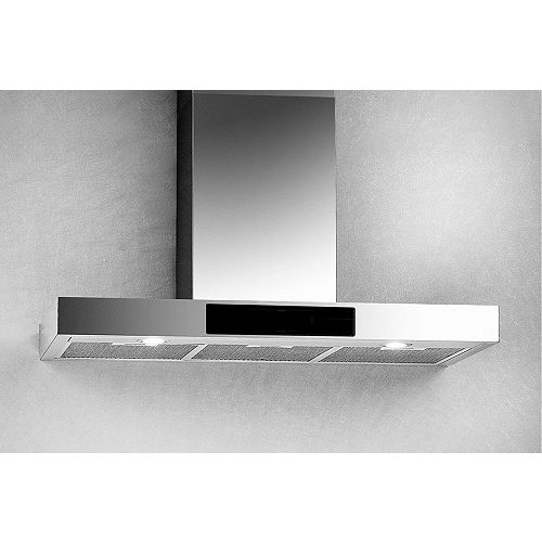 30-inch Wall-Mounted Range Hood in Stainless Steel