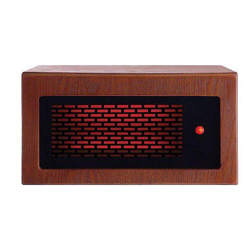 ACW0041WT Mini 1200W, 2 Heating Elements, Heats 500 Sq. ft. Tuscan