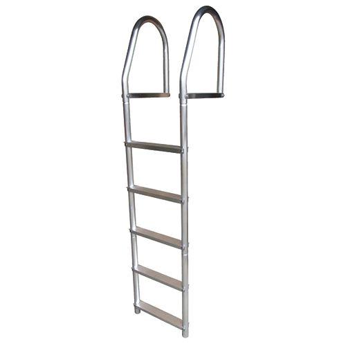 """ECO Weld Free Aluminum Dock Ladder,"""