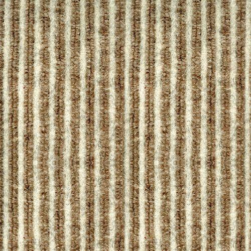 Corduroy Bark/Cream 18 Inch x 18 Inch Carpet Tile, 16 Tiles - (36 Sq.Feet./Case)