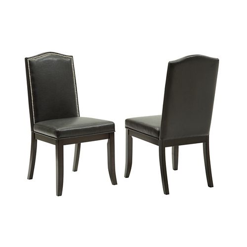 Jazz - Box of 2 - Side Chair - Black