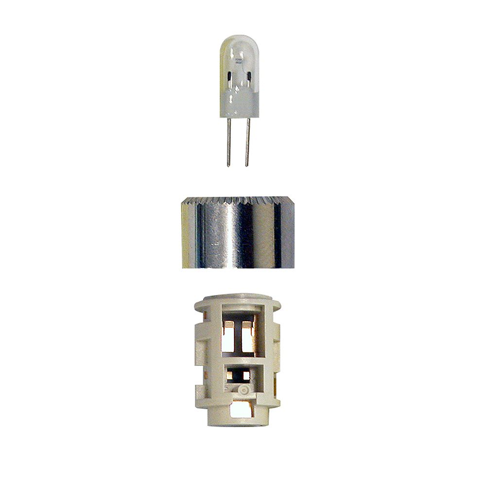 Maglite C or D 2-Cell Replacement Lamp