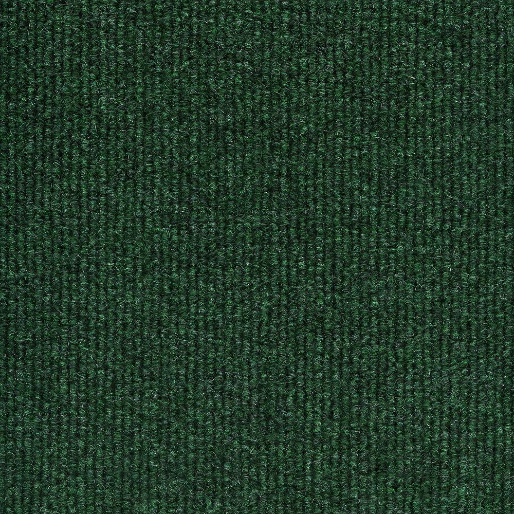 TrafficMASTER Sisteron Elk River Leaf Green Tiles, Set of 10 (22.5 sq.ft. / case)