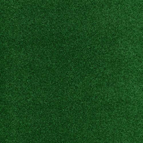 Tuile de tapis intérieure/extérieure avec motif à cabuchons 18 po. x 18 po., espresso, 16 tuiles/boîte - (3,35 m2 carré par caisse)