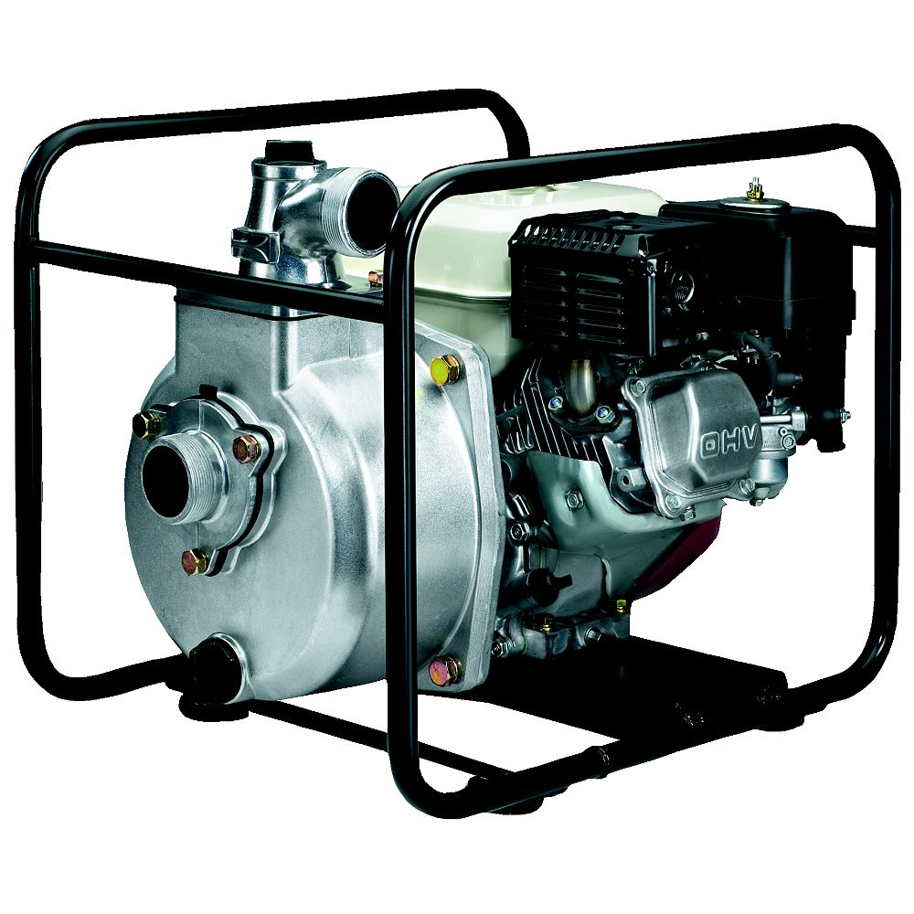 Koshin Pompe à haute pression koshin serh-50b avec un kit de tuyau pour pompe à eau de 2 pouces