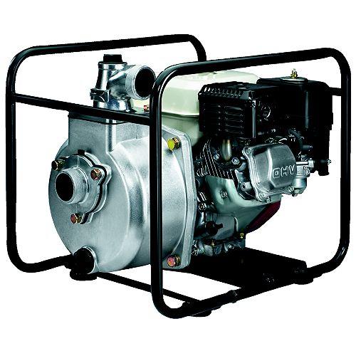 Pompe à haute pression koshin serh-50b avec un kit de tuyau pour pompe à eau de 2 pouces