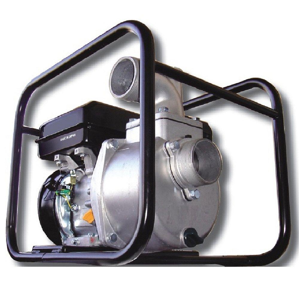 Koshin Pompe centrifuge koshin sev-80x avec un kit de tuyau pour pompe à eau de 3 pouces