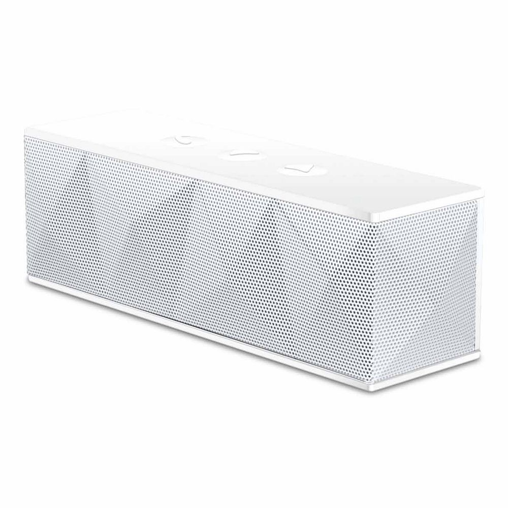 iSound Bluetooth Pyramid Speaker (white)
