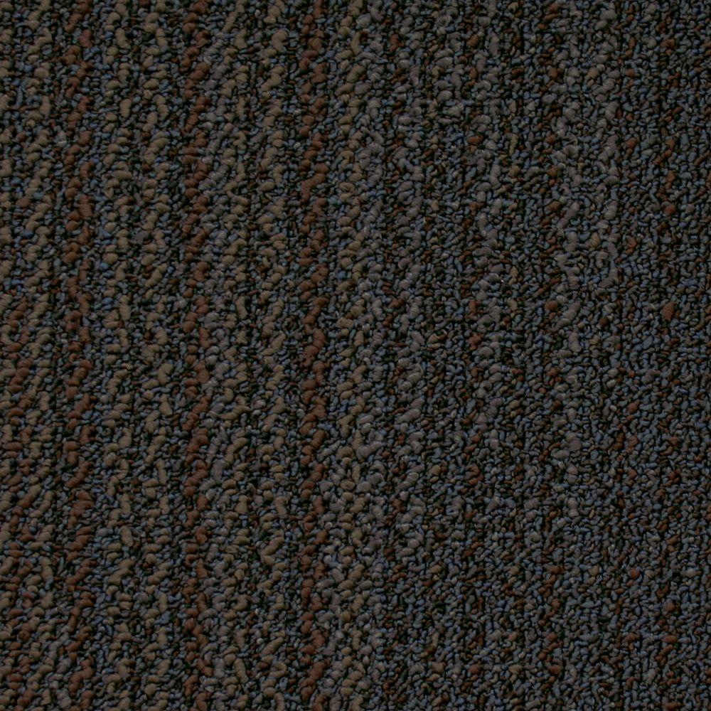 Eurobac Bonafide Carpet Tile - Colour Ocean Code 50cm x 50cm (54 sq. ft./case)