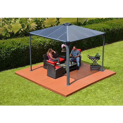 Palermo 12 ft. x 12 ft. Gazebo