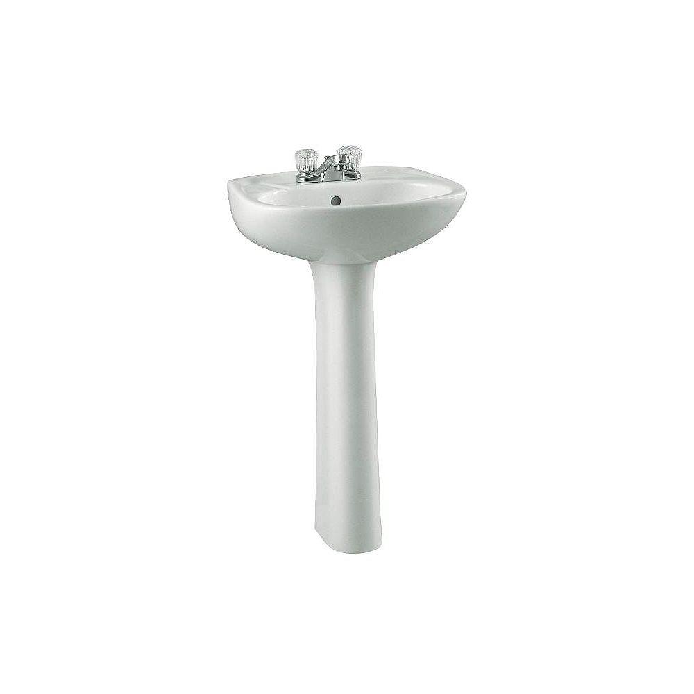 Vitra The Normus Pedestal Vessel Sink