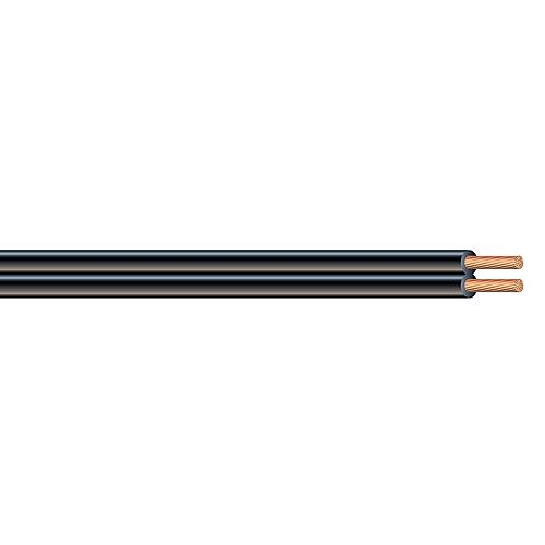 Câble basse tension pour léclairage extérieur, conducteurs 14/2, longueur 30 m