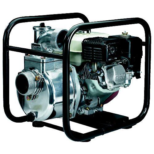 Pompe centrifuge koshin seh-80x alimenté par moteur honda™ gx160
