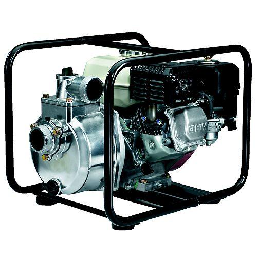 Pompe centrifuge koshin seh-50x avec un kit de tuyau pour pompe à eau de 2 pouces