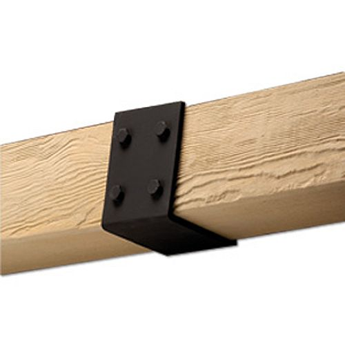 6-inch x 15 1/8-inch x 10 1/4-inch Mesa Beam Strap