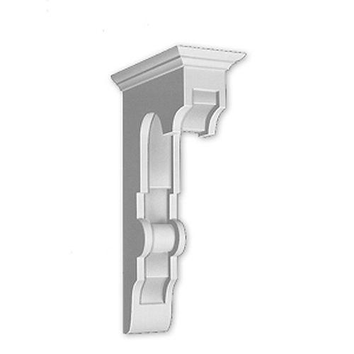 20 3/16-inch x 35-inch x 10-inch Primed Polyurethane Bracket