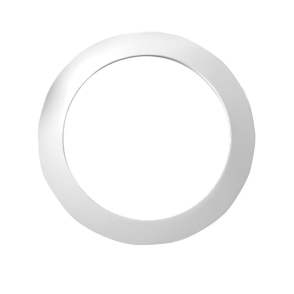 Fypon 31-1/4 Inch x 31-1/4 Inch x 1 Inch Smooth Trim Circle