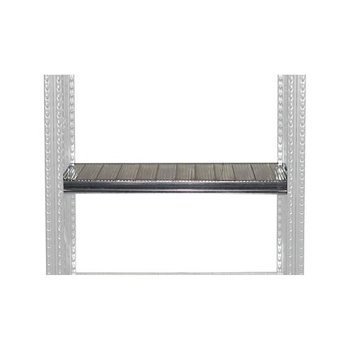 Super 123 Metalsistem Complete Shelf 48 Inch Width x 16 Inch Depth, Safety Clips Are Included