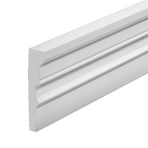 1-3/4 Inch x 7 Inch x 96 Inch Primed Polyurethane Window and Door Casing