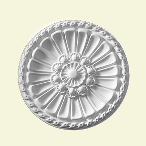 Belmont 14 Inch Smooth Surface Ceiling Medallion