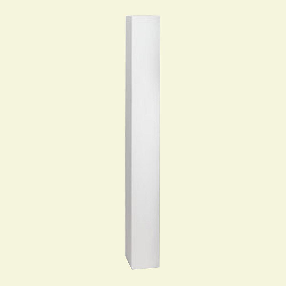 Fypon Trousse d'installation pour pilastre en polyuréthane 6 po