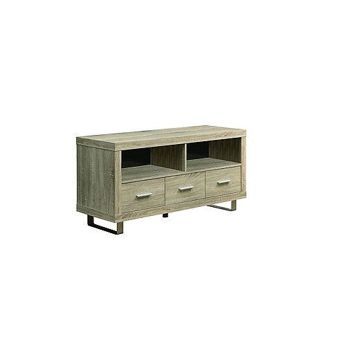 48-inch x 24-inch x 18-inch TV Stand in Natural