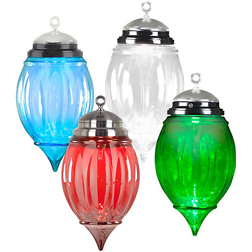Indoor Glass Ornament 4 Style