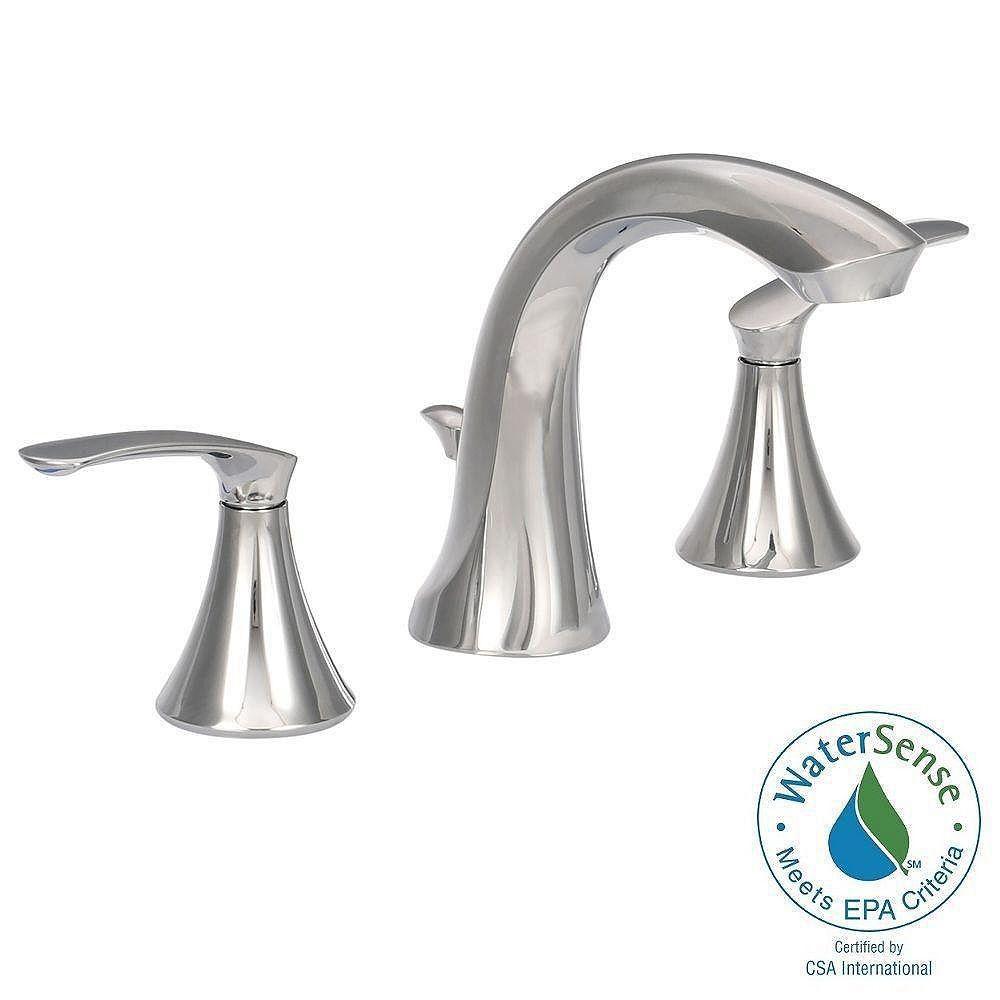 moen darcy 8-inch widespread 2-handle high-arc bathroom