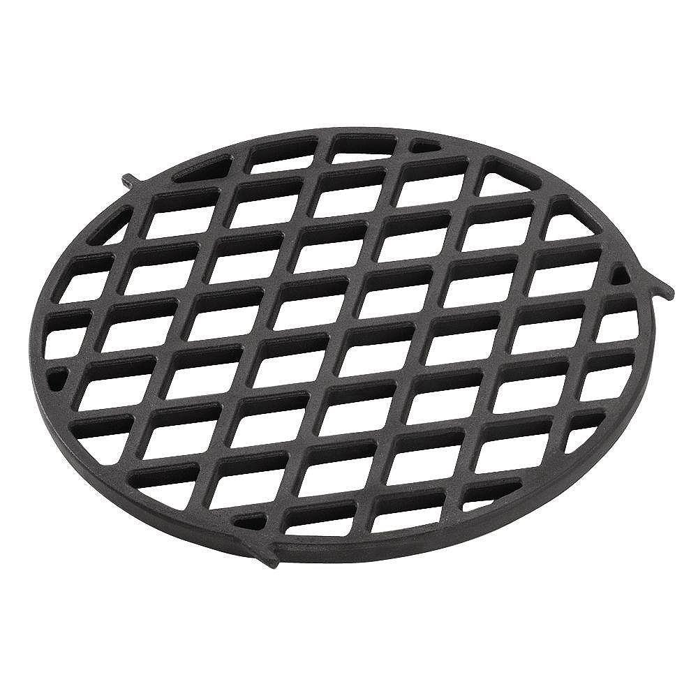 Weber Original Gourmet BBQ System Porcelain-Enamelled Cast Iron Sear Grate Insert