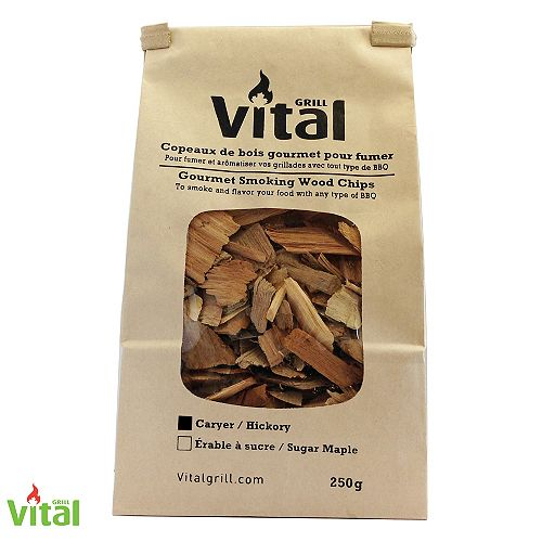 Gourmet Wood Chips, Hickory