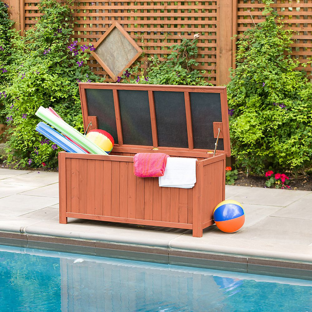 Leisure Season 15. cu. ft. Storage Deck Box